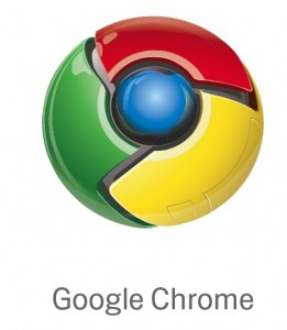 Google Chrome Logo by Randy Zhang