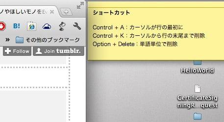 Mac config and shortcut 7