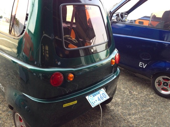 One person electric car 2