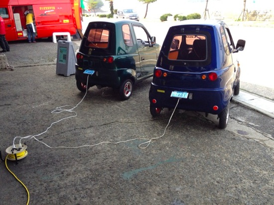 One person electric car 5