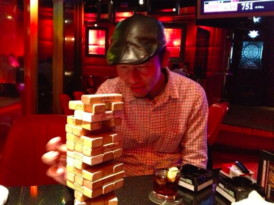 Analog game jenga 2