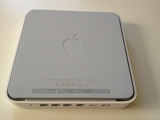 Buy and configure timecapsule 7