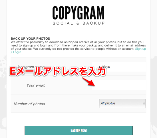 Instagram backup 13