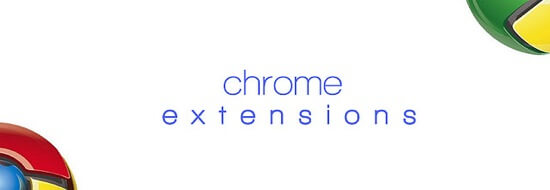 Chrome extensions title