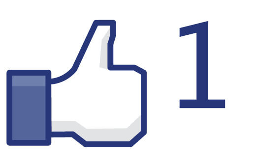Fix facebook number of like title