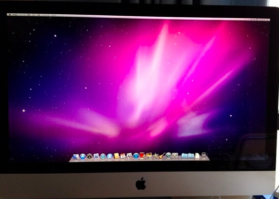 Return imac from apple 8