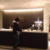 [グルメ]ホテルのような内装の、オシャレで美味いもつ鍋屋「やま中」in 福岡・赤坂