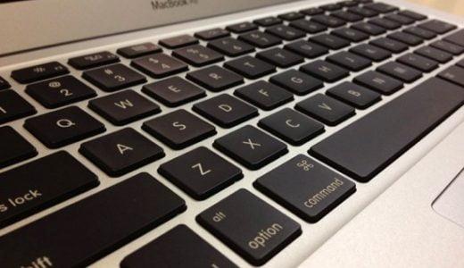 JISとUSキーボードの違いと、乗り換える際に最低限やっておくべき2つの設定
