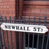 iPhoneのマップで、指定した地点の住所や郵便番号を確認する方法