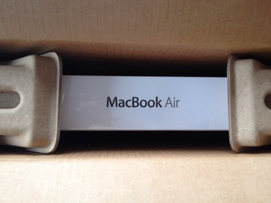 Macbook air 13inch arrive 3