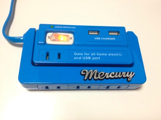 Mercury multi extension cord 4