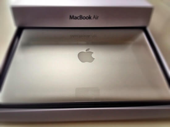 New macbook air matome title