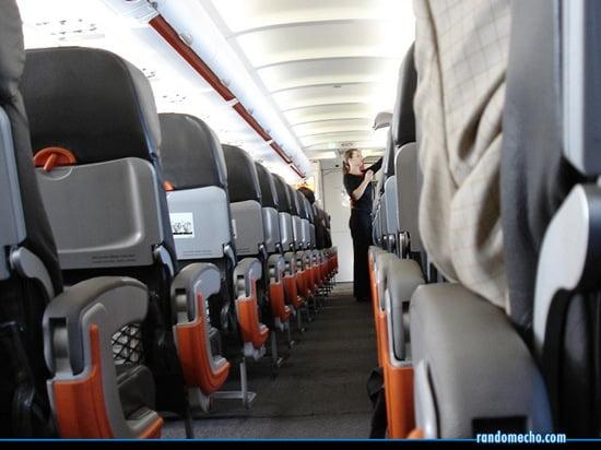 Airplane seat 2