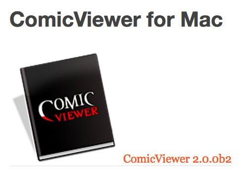 Comicviewer lion title