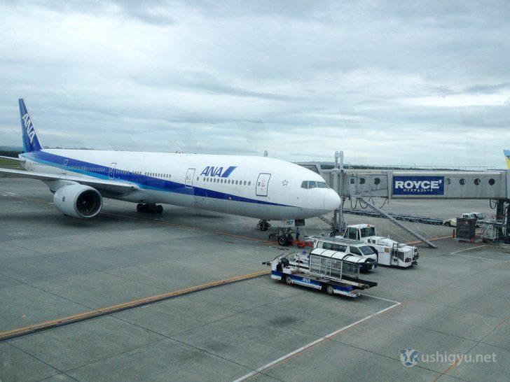 ANA飛行機