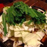 [グルメ]鉄板もつ鍋と、レバ刺し・ハラミ・テールが絶品!「もつなべ 腑腑」in 福岡・西新