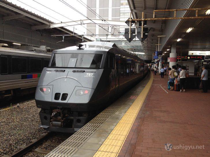 福岡〜長崎間の移動手段を比較