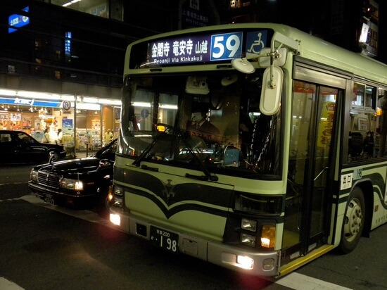 Google map bus root search title