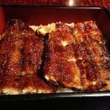 北九州・小倉駅「田舎庵」外はパリっと、中はふわっとな鰻重を食す!