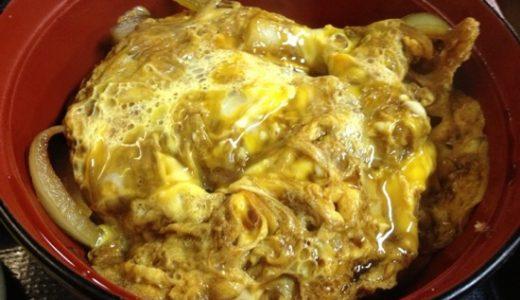 福岡・中洲で飲んだら、締めはラーメン…じゃなくカツ丼「博多 藪」で!