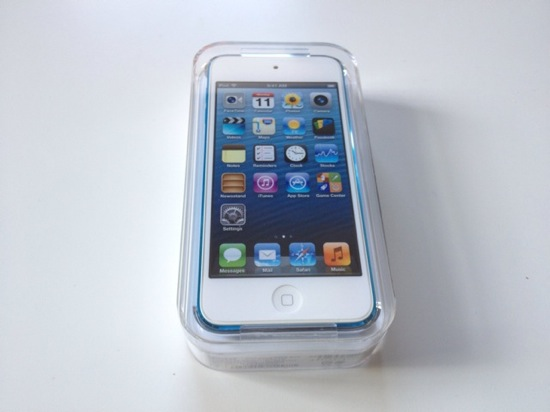 Ipod touch 5th gen 5
