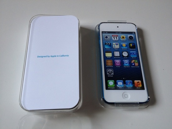 Ipod touch 5th gen 8