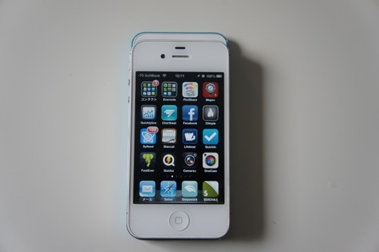 Ipod touch and iphone4s appearance comparison 5