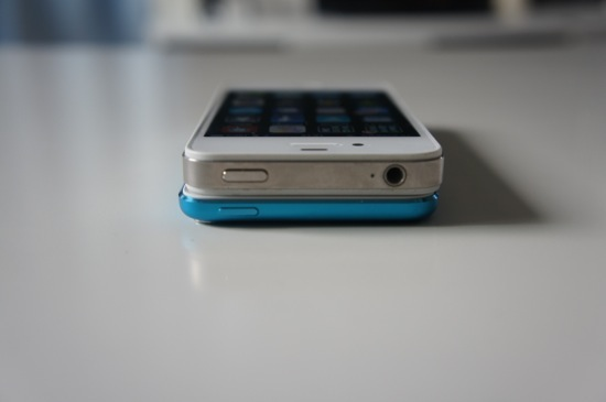 Ipod touch and iphone4s appearance comparison 6