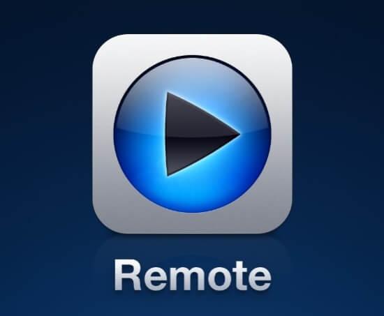 Itunes remote title
