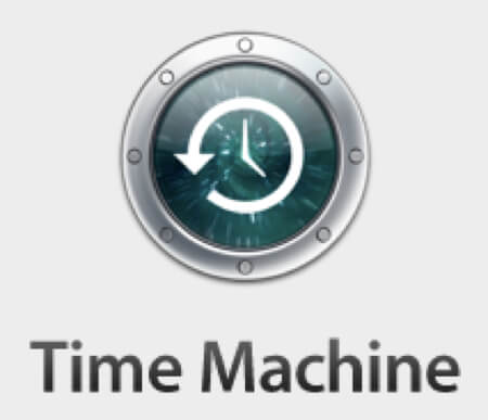 Timemachine trouble title