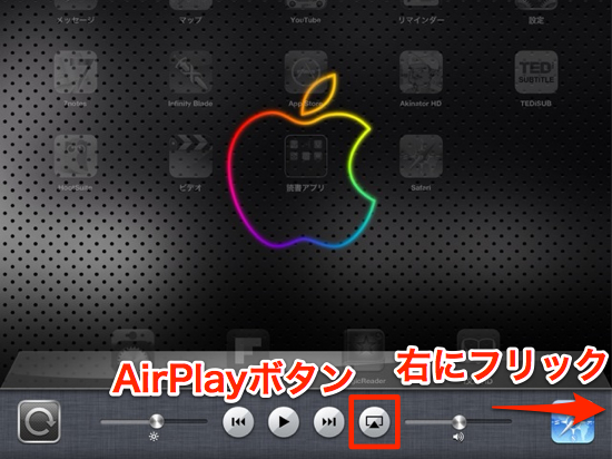 Appletv airplay 4
