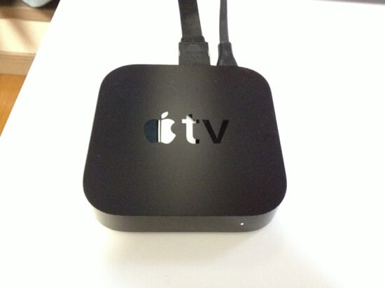 Appletv home sharing title
