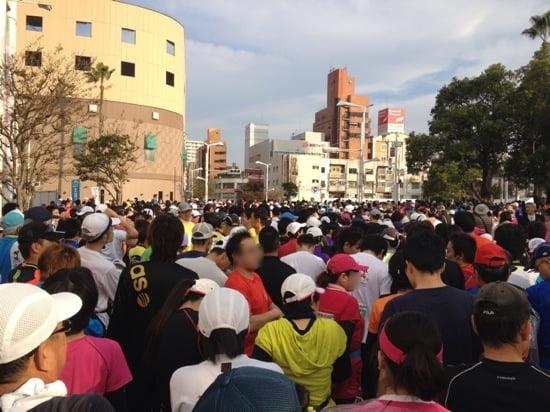 First marathon lesson 1