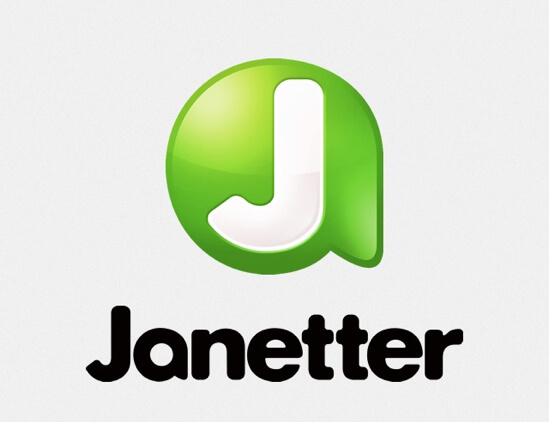 Janetter title