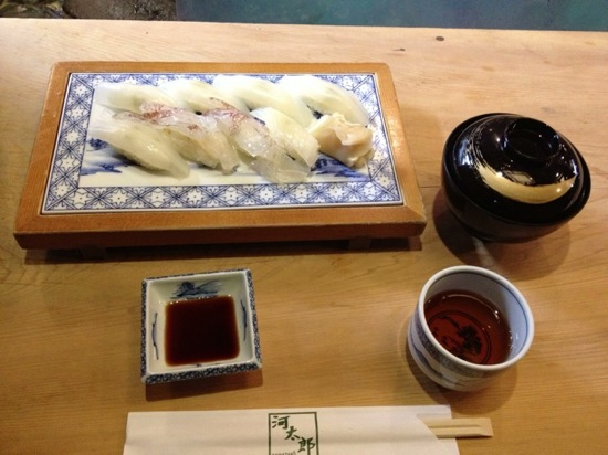 Kawataro crystal sushi 8