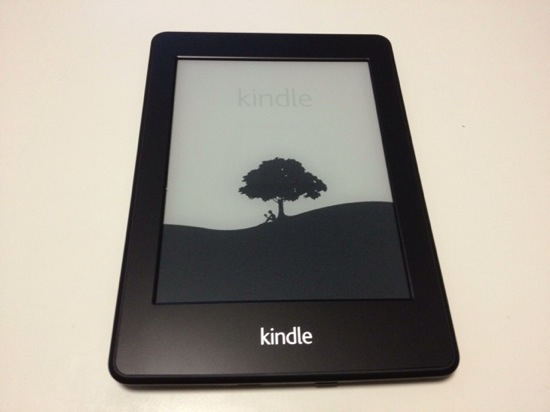 Kindle paperwhite appearance and setup 8