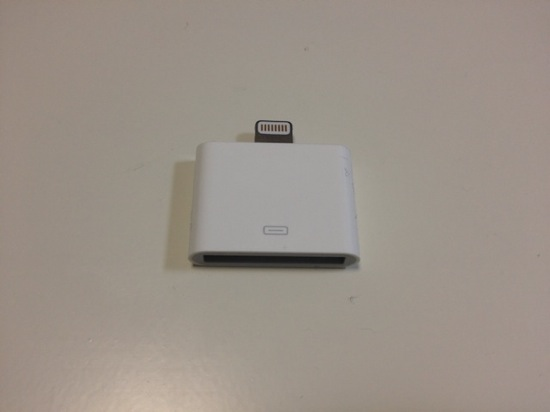 Lightning 30pin adapter 4
