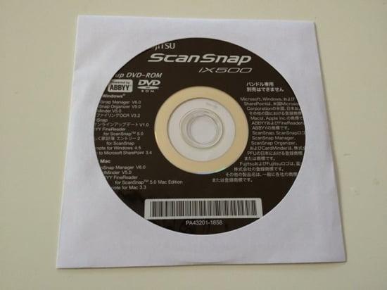 Scansnap ix500 setup 5