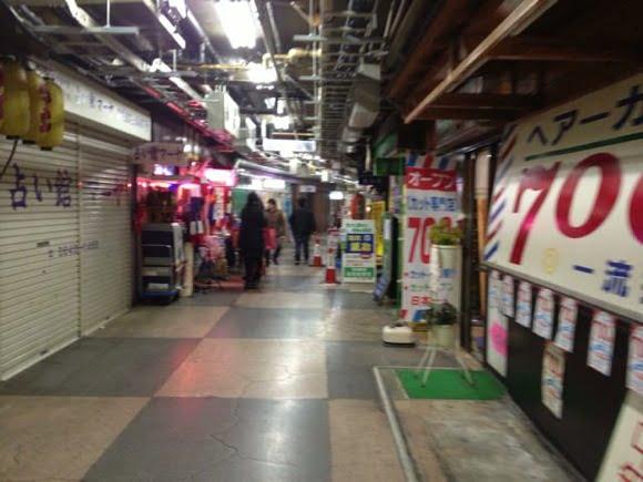 Asakusa underground area 5
