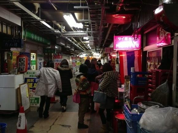 Asakusa underground area 8