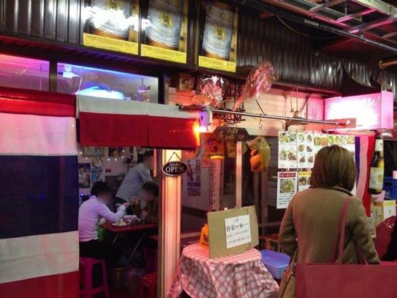 Asakusa underground area 9