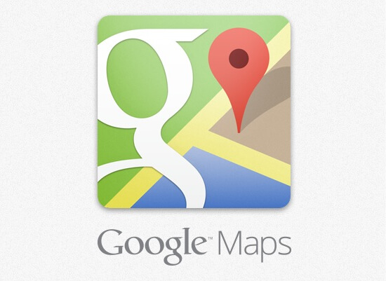 Google maps compass dont move title