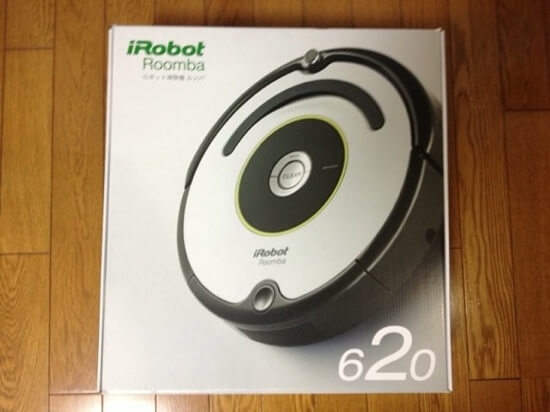 Roomba dancing with chair title