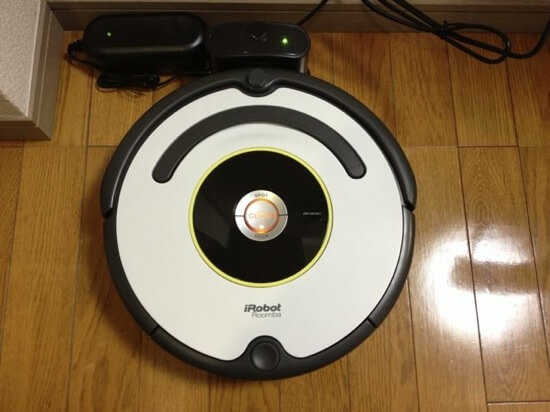 Roomba merit and weakpoint title