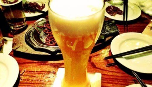 東京・両国「麦酒倶楽部ポパイ」世界のビールを最高の状態で飲め、8時までは無料の料理もあるぞ!