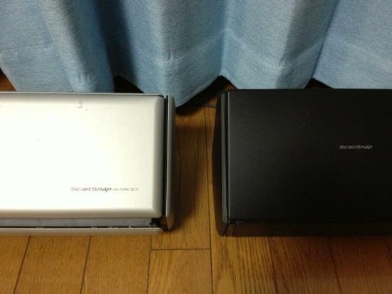 Scansnap ix500 s1500 comparison 2