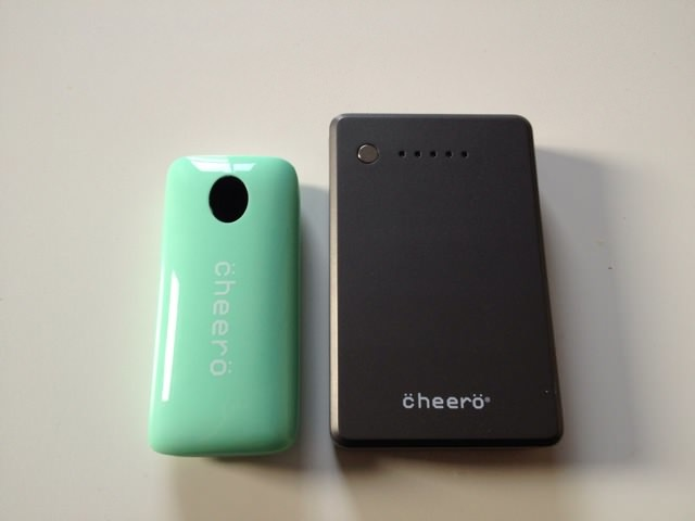 Cheero power grip 15