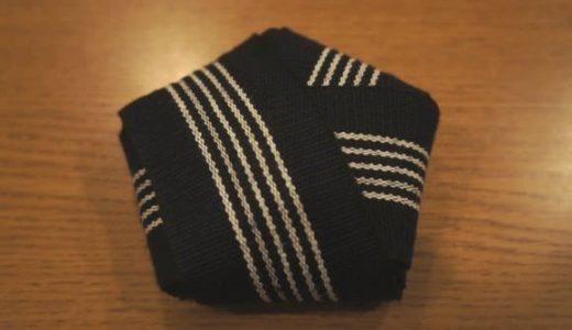 旅行でちょっとだけ自慢できる!浴衣の帯を五角形にきれいにたたむ方法