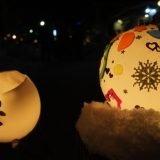 北海道・小樽「雪あかりの路」写真。レトロな街並みにあかりが灯る冬の風物詩。