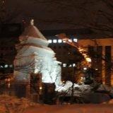 雪まつりの裏人気イベント!雪像を取り壊す様子を動画&写真に撮ってきた!